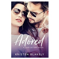 Adored by Kristen Blakely
