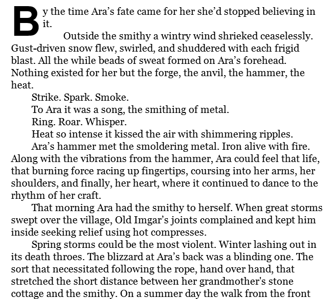 Forged in Fire and Stars by Andrea Robertson PDF