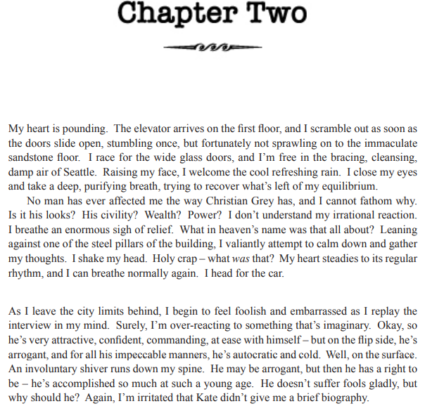 Fifty Shades Of Grey by E.L. James PDF