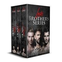 Locke Brothers Series (Books 1-3) by Victoria Ashley