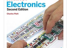 Make: Electronics: Learning Through Discovery by Charles Platt