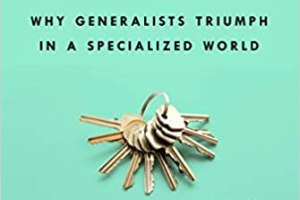 Range How Generalists Triumph in a Specialized World