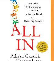 All In by Adrian Gostick