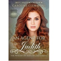 An Agent for Judith by Caroline Clemmons