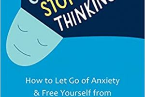 Cant Stop Thinking by Nancy Colier