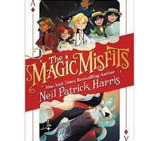 The Magic Misfits by Neil Patrick Harris (Book-1)