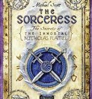 The Sorceres By Michael Scott