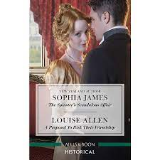 The Spinsters Scandalous Affair by Sophia James